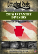 28th Infantry Division in Western Europe DVD $24.99