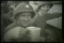 29th US Infantry Division in Normandy Scene 3
