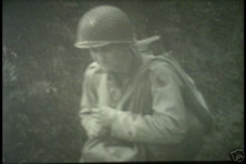29th US Infantry Division in Normandy Scene 4