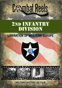 2nd Infantry Division in Western Europe DVD $19.99