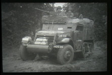 2nd US Armored Division in Normandy Scene 1