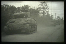 2nd US Armored Division in Normandy Scene 3