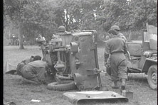 2nd US Armored Division in Normandy Scene 5