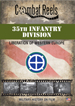 35th Infantry Division in Western Europe DVD $14.99