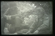 35th US Infantry Division in Normandy Scene 3