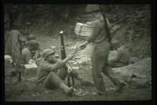35th US Infantry Division in Normandy Scene 5