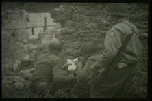 35th US Infantry Division in Normandy Scene 6