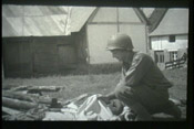 3rd US Armored Division in Normandy Scene 1