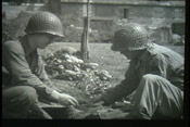 3rd US Armored Division in Normandy Scene 2