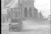 4th US Armored Division in Normandy Scene 5