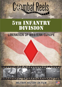 5th Infantry Division in Western Europe DVD $24.99