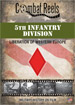 5th Infantry Division in Western Europe DVD $29.99