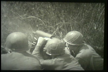 79th US Infantry Division in Normandy Scene 3