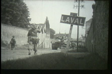 79th US Infantry Division in Normandy Scene 5