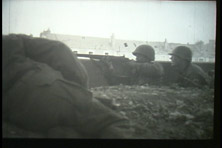 79th US Infantry Division in Normandy Scene 6