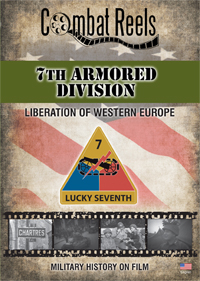 7th Armored Division in Western Europe DVD $19.99