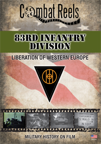 83rd Infantry Division in Western Europe DVD $29.99