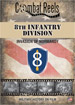 8th US Infantry Division in Normandy DVD Movie Film of World War II $19.99