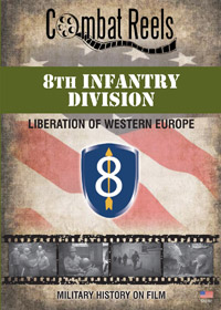8th Infantry Division in Western Europe DVD $14.99