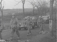 90th Infantry Division, The Bulge and Beyond Scene 5