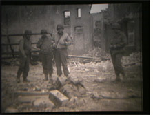 90th Infantry Division in Western Europe Scene 4
