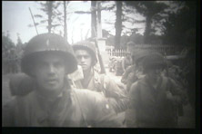 9th US Infantry Division in Normandy Scene 1