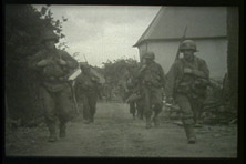 9th US Infantry Division in Normandy Scene 4